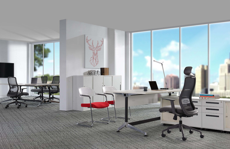 Graphito, a meticulous piece with unique blending of material compositions resulting in attractive graphite colour. Liven up the office environment with a fresh piece of functional as well as aesthetic chair.