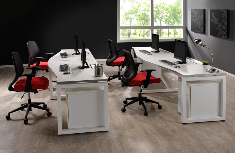 With simplified and ergonomically design curve with direct back support. You will feel the pure & direct comfort from U Innovative.<br><br> U Innovative is created to be simple and direct. It is easy to suit multiple design of the workstation.