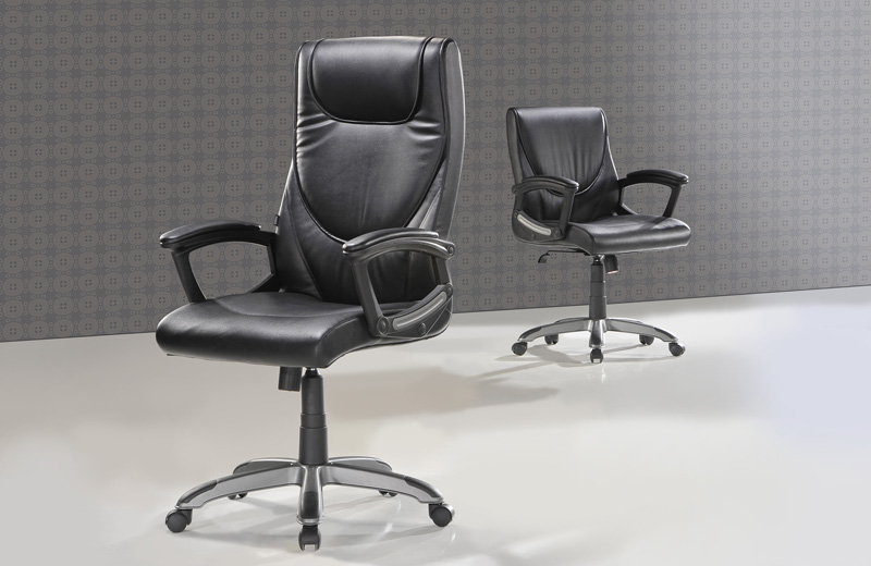Adding to the stable of products under the SUPERB Brand in the product line of Titanium Grey series, is TANO, the second leather chair in its series. This elegant and fabulous leather chair was ergonomically crafted to keep you not only comfortable but safe in an office setting.