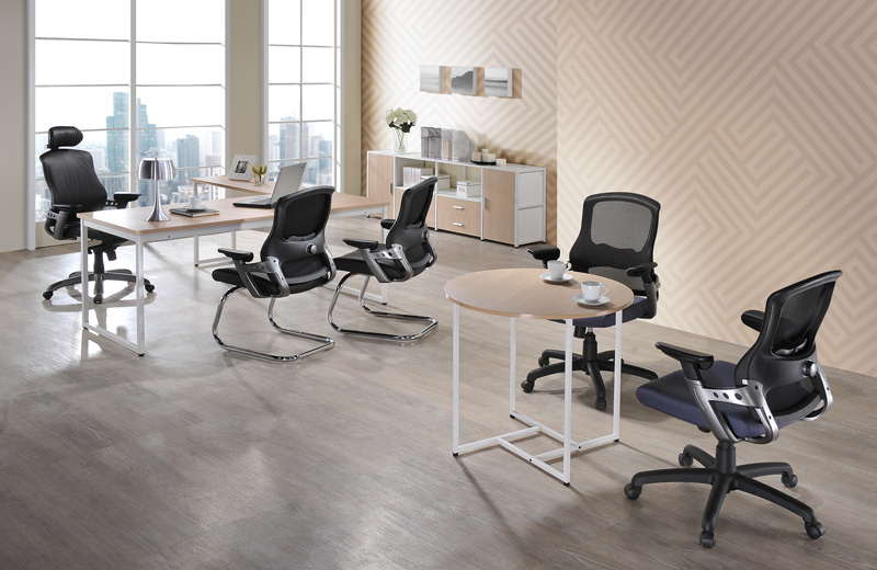 Liven up your office with this master-crafted 'WITINO' chair! Designed with care, the office chair features double layers for double comfort. The wrinkled surface adds extra comfort with ergonomic functionality and safety. Adding to its beauty, the chair is also versatile for users. Based on the titanium concept, the chair is light in weight providing flexibility and mobility at ease cum durability. BIFMA tested, 'WITINO' conforms to its specifications and offers more than 8 hours of comfort seating. It is a chair that offers comfort, style and security.